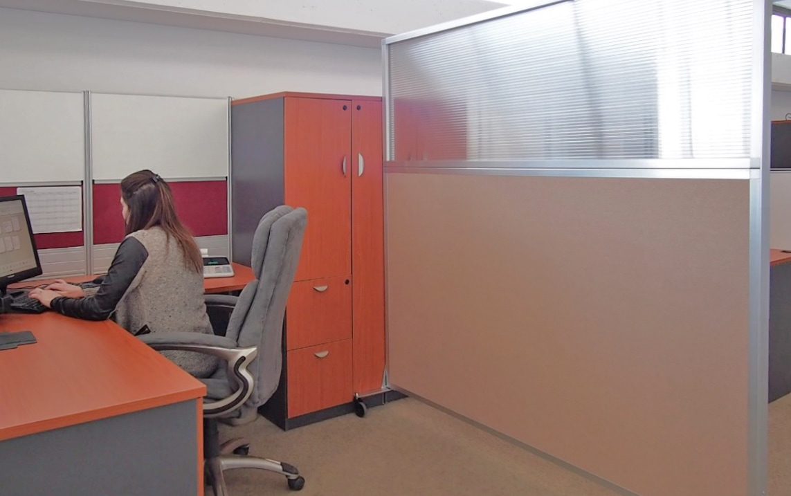 office devider. Divide Office Space Quickly With Versare\u0027s Hush Screen (click Here For Video) Starting At $434.00(CAD) Looking The Perfect Portable Divider? Devider